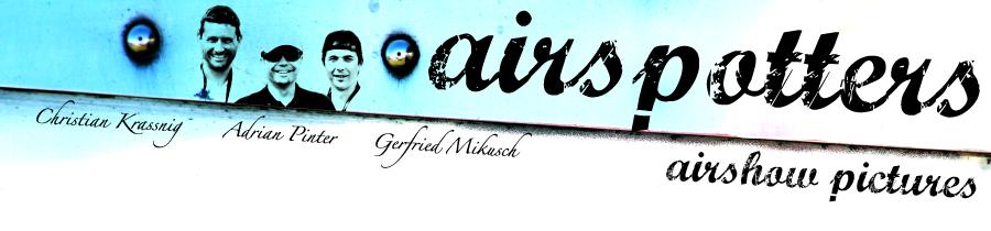 Airspotters airshow pictures, Christian Krassnig, Adrian Pinter, Gerfried Mikusch